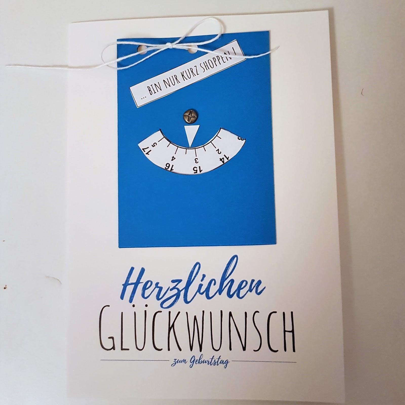 Ines Felix Kreatives Zum Nachmachen Geburtstagskarten