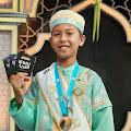 Putra Terbaik Tebo, Rayyan Ilham Raih Predikat Terbaik II Bacaan Al-Qur'an