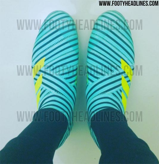 The New Shoes Of Messi