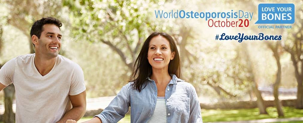 World Osteoporosis Day Wishes Photos