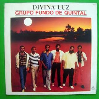 Fundo de Quintal - Divina Luz 1985