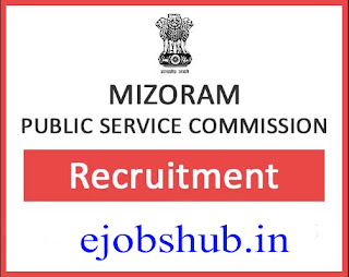 Mizoram Public Service Commission Recruitment