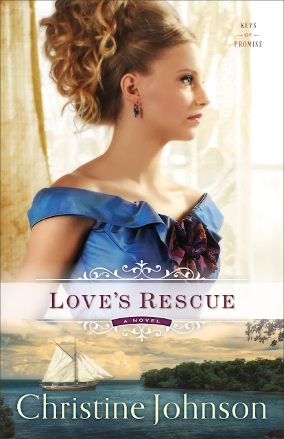 Love's Rescue (Keys of Promise, Book 1) by Christine Johnson
