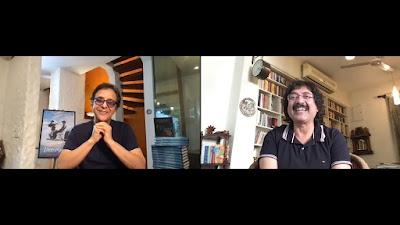 Vidhu Vinod Chopra and Abhijat Joshi - Two masters of the Bollywood Industry