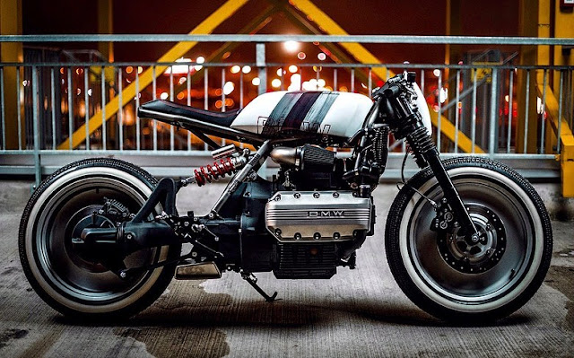 BMW K1100 By Vilnius Moto House Hell Kustom