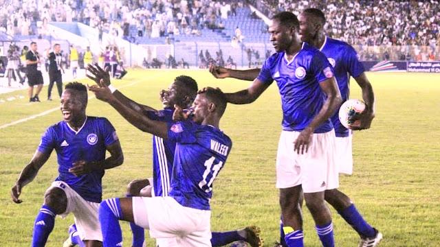 الهلال السوداني يفوز على بلاتينيوم الزيمبابوي و يتصدر المجموعة