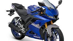 Makin Keren !!, Ini Warna Baru Yamaha R15