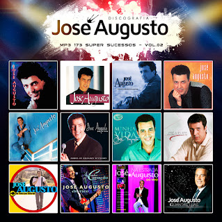 MP3 - José Augusto - Discografia - Vol.2 (2019)