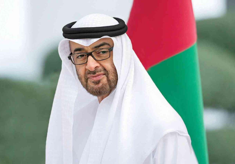 اختيار محمد بن زايد كأفضل شخصية دولية في مجال الإغاثة الإنسانية
