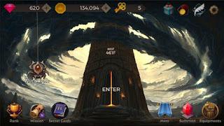 Secret Tower : 500F Apk v52 Mod
