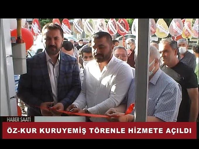 TURHAL'DA KURUYEMİŞ, BAHARAT VE BAKLİYAT ÜZERİNE HİZMET VERECEK