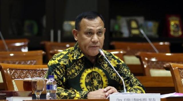 Firli Bahuri, Terpilih Jadi Ketua KPK Periode 2019-2023