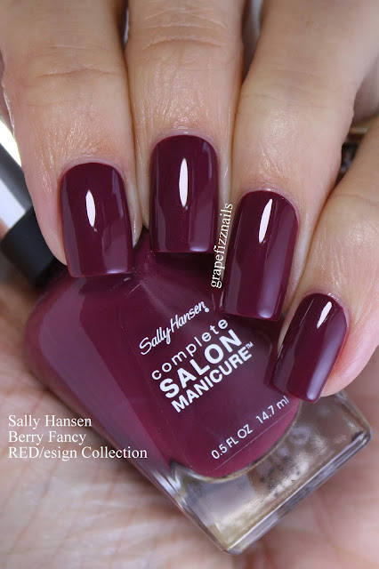 Sally  hansen Berry Fancy
