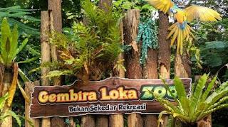 Gembira loka zoo (tribunnews.com)