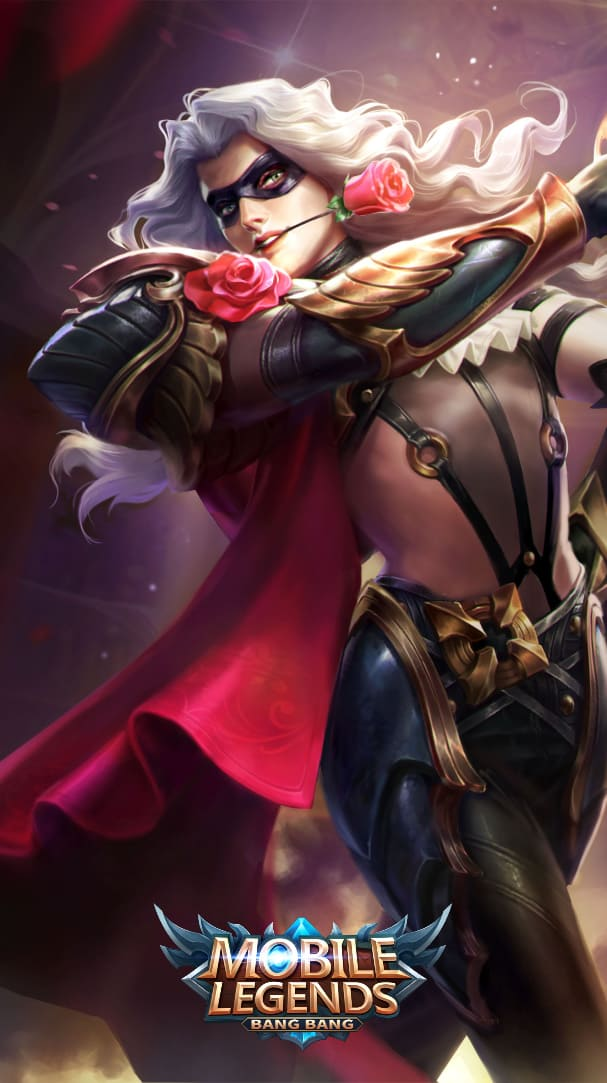 Wallpaper Lancelot Masked Knight Skin Mobile Legends HD for Android and iOS