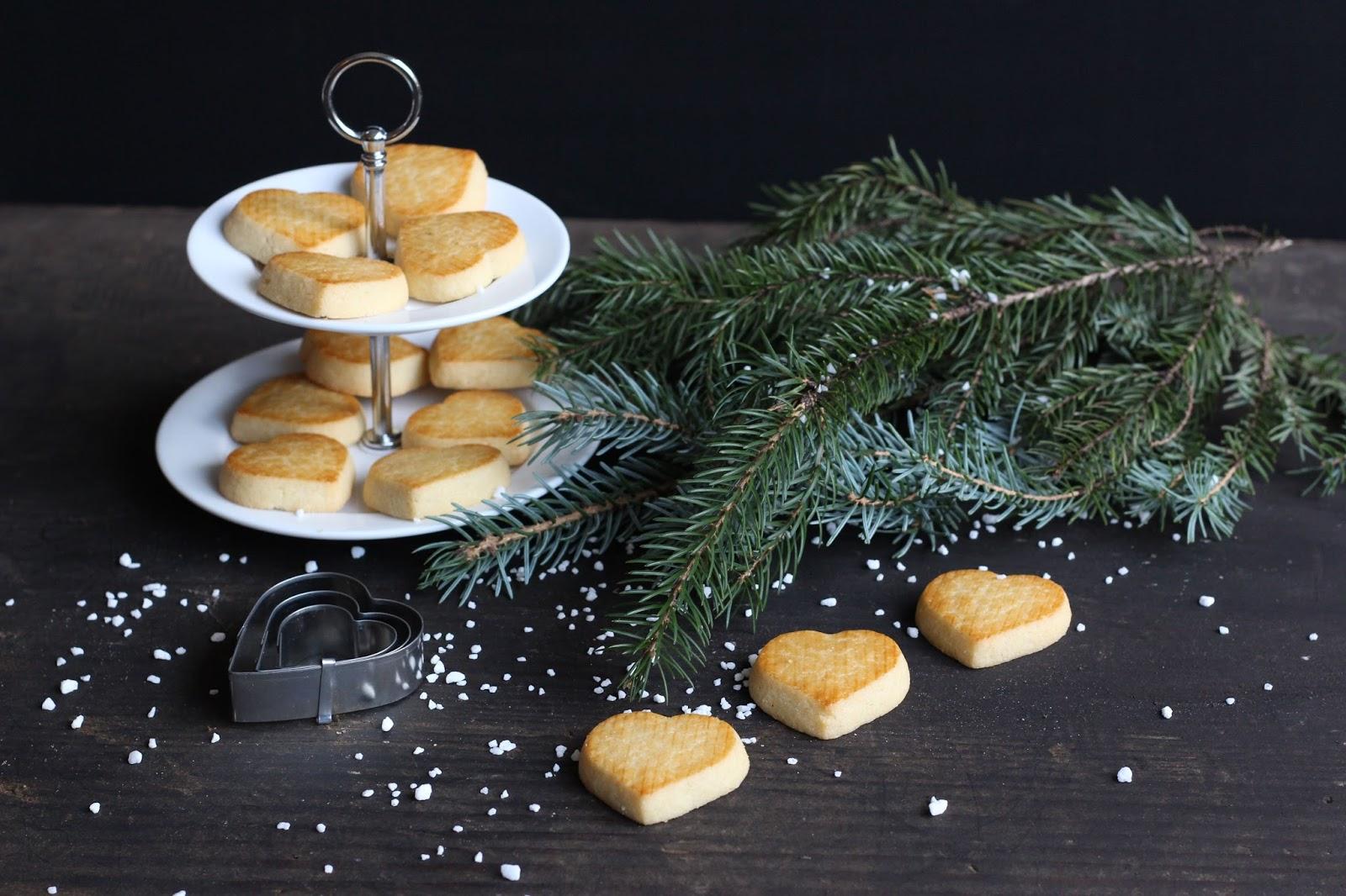 Weihnachtsplätzchen Schweiz.Mailänderli Das Beliebte Schweizer Butter Guetzli