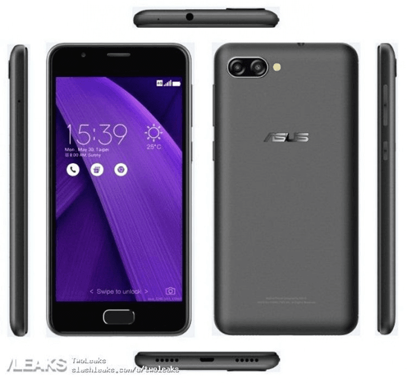 Asus ZenFone 4A With Dual Cameras Leaks!