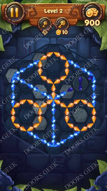 Gems & Magic [Indigo] Level 2 Solution, Walkthrough, Cheats