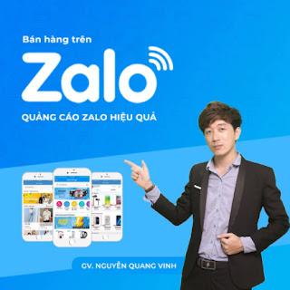 Bán hàng trên Zalo - quảng cáo Zalo hiệu quả ebook PDF EPUB AWZ3 PRC MOBI