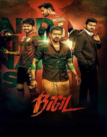 Bigil (2019) Hindi Dubbed Movie Review: A Must-Watch Sports Thriller