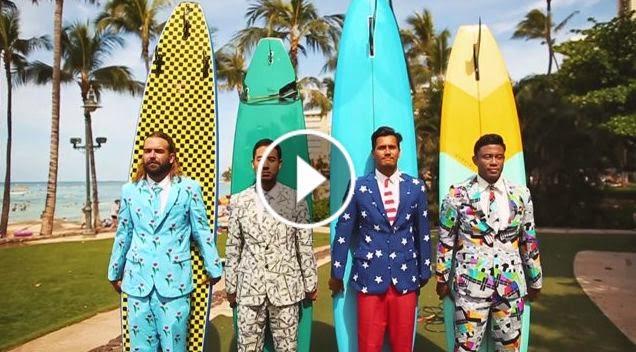 Surf Kook Surf Club x Opposuits