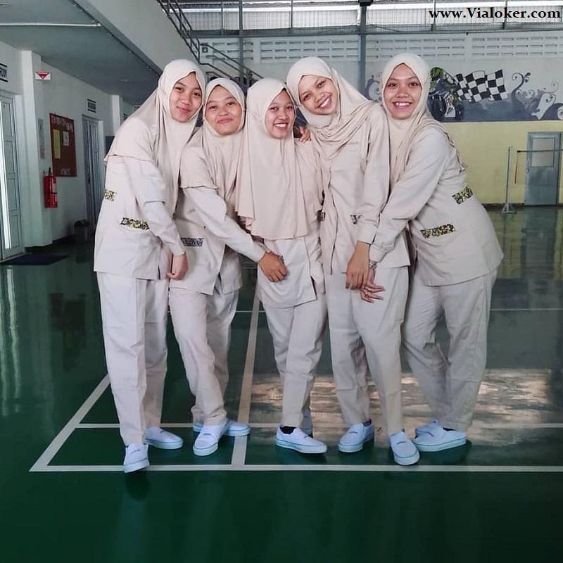 LOKER VIA POS PT.Omron Indonesia Kawasan EJip Cikarang | Lulusan SMA sederajat