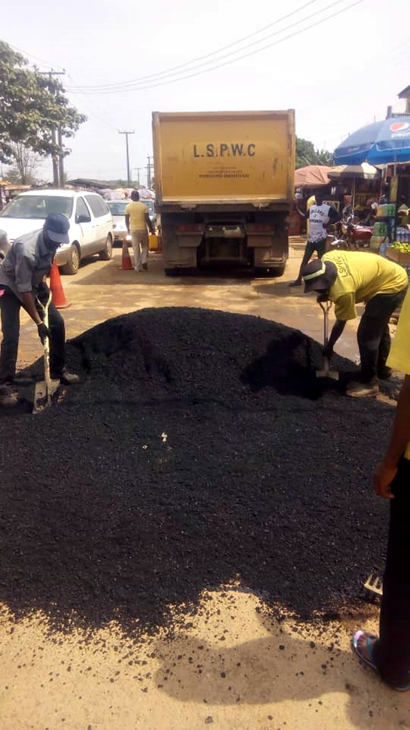 Lagos State Declares State Of Emergency On Bad Roads
