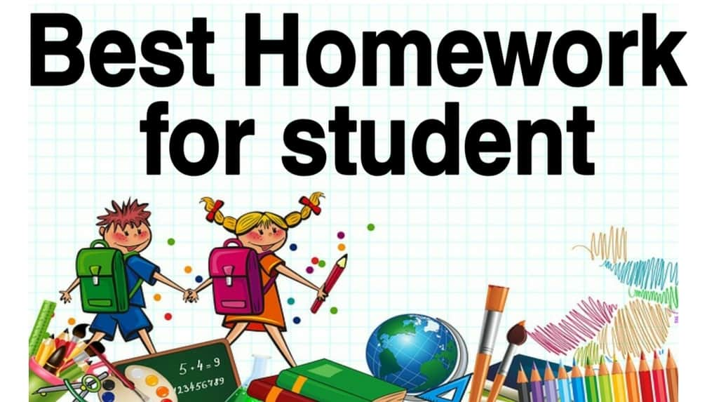 Best homework for student