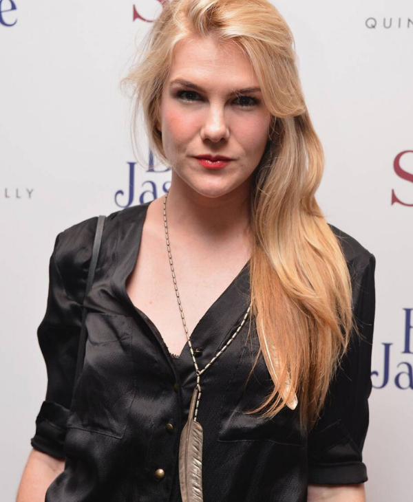 Audrey Tanner (Lily Rabe)