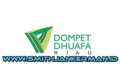 Lowongan Dompet Dhuafa Riau Pekanbaru April 2018