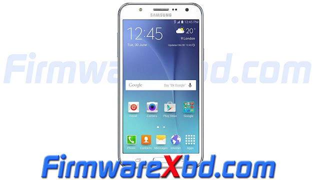 Samsung J7 SM-J700H Flash File Stock Firmware Download BD Without Password