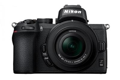 Nikon Rilis Kamera Mirrorless Z50