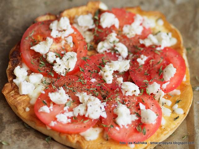 purchawica olbrzymia, pizza na grzybowym spodzie, plaster grzyba, purchawka, grzyby jadalne, mini pizza grzybowa, grzyb