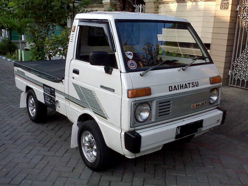 Daihatsu Hi-Max: Si Pick Up Mini Penerus Sang Legenda