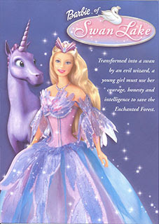 Barbie of Swan Lake The Enchanted Forest Thumb