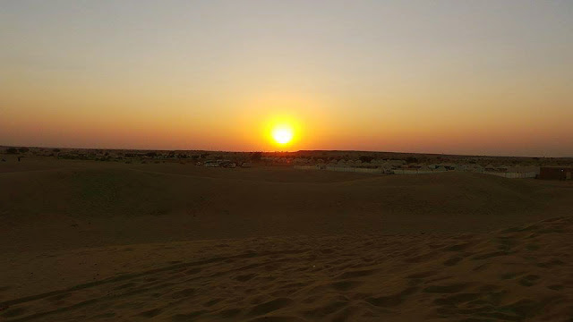 The Perfect 2 Days Jaisalmer Tour Itinerary, sam sand dunes