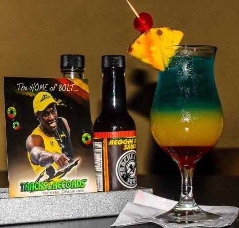 usain bolt jamaican restaurants london uk