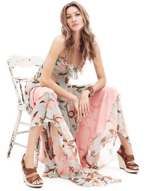 Boho chic clothing for women