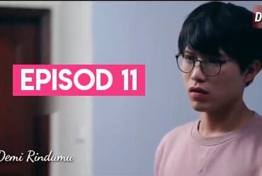 Tonton Drama Demi Rindumu Episod 11 Full