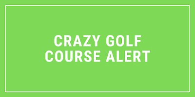 There are two new Putt Crazy minigolf courses at Playgolf London at Northwick Park in Harrow