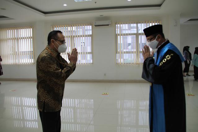Pelantikan Ketua PTUN Pontianak