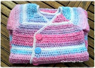 crochet,baby,sleep sack, easy