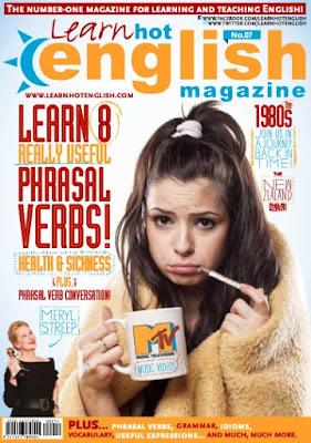 Hot English Magazine - Number 211