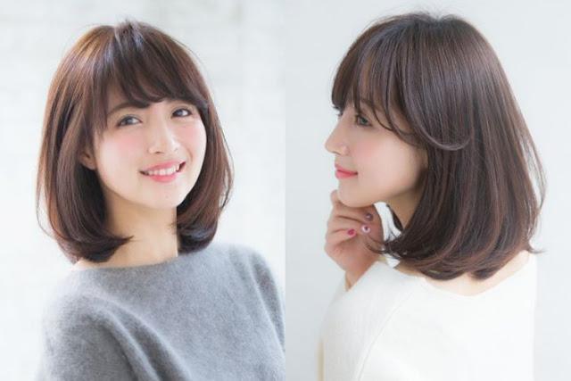 4 Tips Memilih Model Rambut Pendek untuk Wajah Bulat
