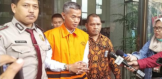 Diperiksa Perdana Sebagai Tersangka, Wahyu Setiawan Akui Surat Pengajuan PAW Harun Masiku Diteken Megawati