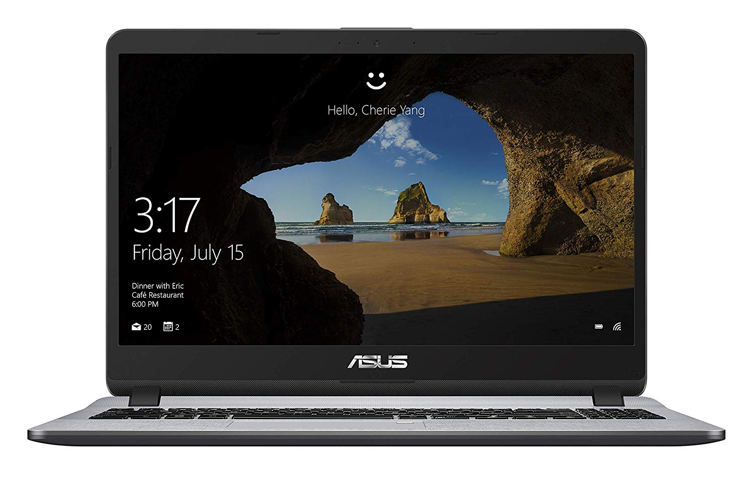 Asus Vivobook X507UA (Best Laptop Under ₹40,000)