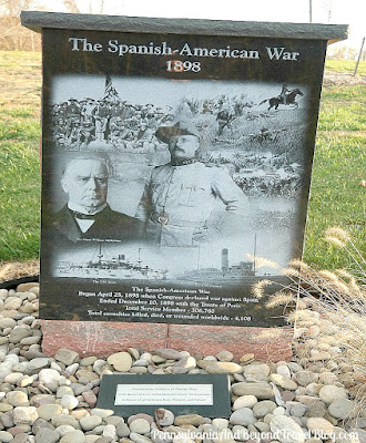 Captain Leon Lock Veterans Memorial Park - Spanish American War