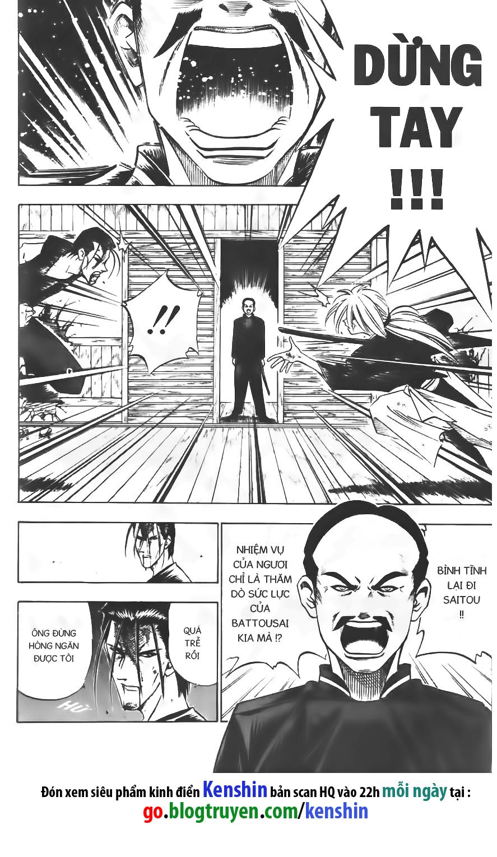 Rurouni Kenshin chap 54 trang 18
