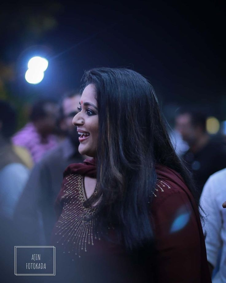 South Indian Actress Kavya Madhavan