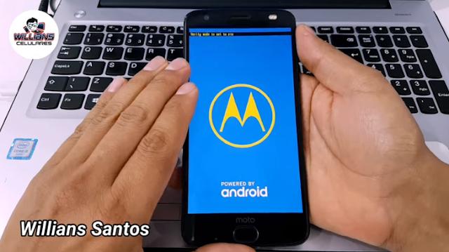 Aprenda Como Restaurar a Firmware Stock Rom dos aparelhos Motorola Moto Z2 Force XT1789-5 com Android 9